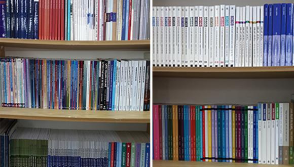 ספרים, חוברות וכתבי עת